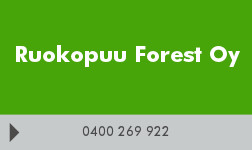 Ruokopuu Forest Oy logo